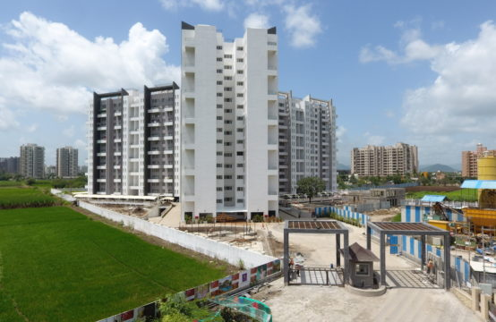Uday Constructions – Siyona – 2 & 3 BHK Exotic Flats in Punawale