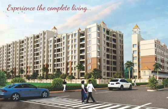 GK Rose Mansion – 1 & 2 BHK Elegance Homes at Punawale