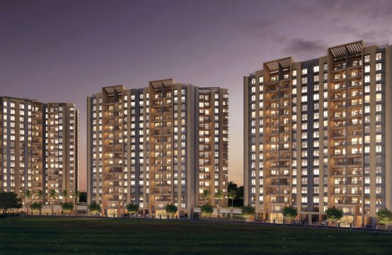 Kingsbury - 2 - 3 BHK Flats, Apartment, Residential Flats in Charholi Pune