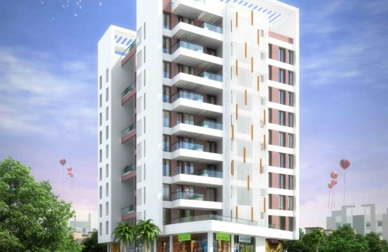 Serenity - 1,2 & 3 RHK Apartments in Kothrud Pune Saarthi Group