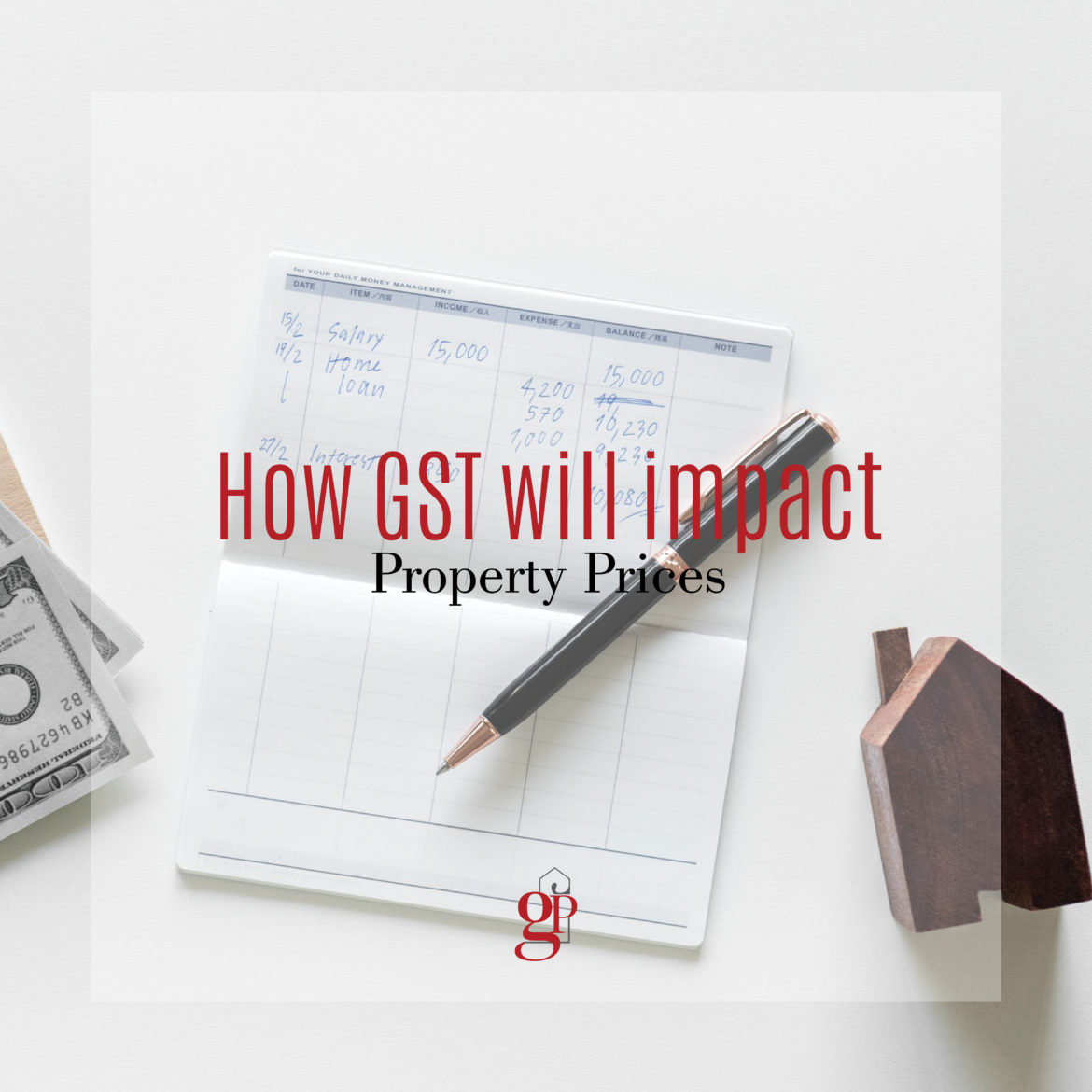 Blog - How GST Will Impact Property Prices