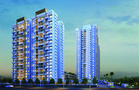 Life Republic – 1st Avenue R1 B- 2,3 BHK Flats in Hinjewadi