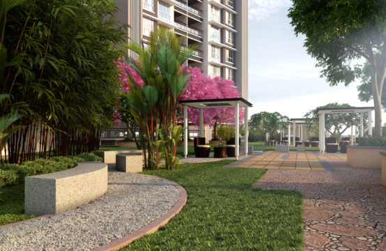 Kolte Patil-Centria- 3 BHK Flats in Undri