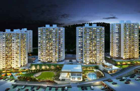 Kolte Patil- Three Jewel Moonstone- 1,2 ,2.5,3 RLK On Katraj-Kondhava Road